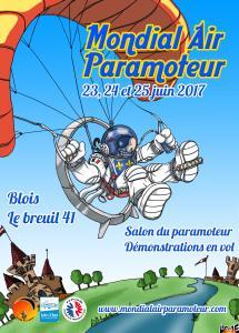Mondial Air Paramoteur  23-24-25 Giugno 2017