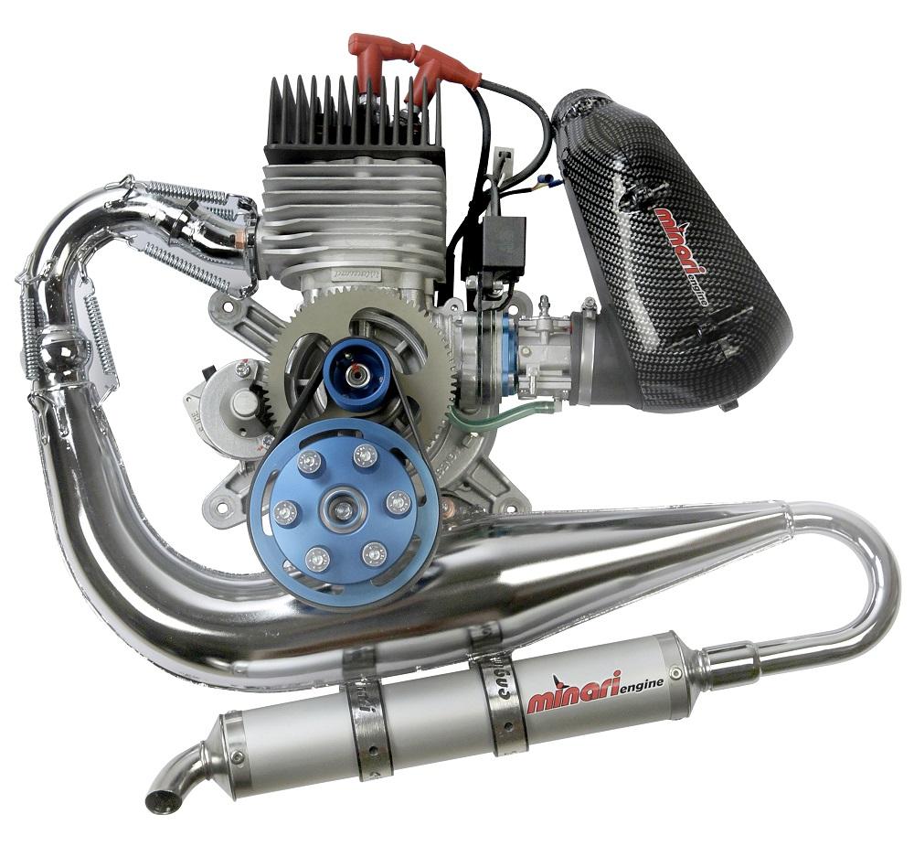 F1 Verticali 180 cc